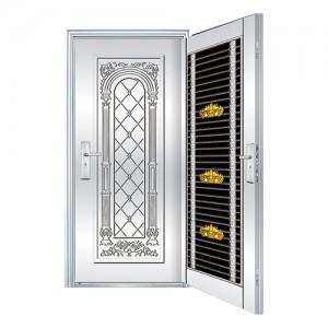 富新不锈钢门(FX-3203)