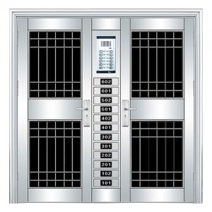 富新不锈钢门(FXSS-009)