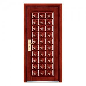 富新钢木门(FXGM-A101)