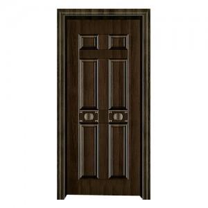 富新钢木室内门(FXGS-075)